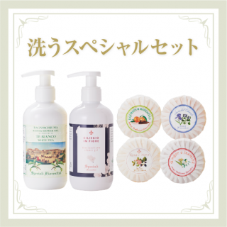 洗うスペシャルセット(税込9,240円→税込4,400円)