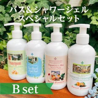 バス&シャワージェルスペシャルセット B(税込11,000円→税込6,600円)