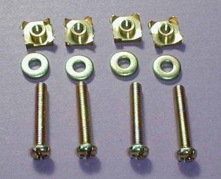 エンジン取り付けボルトセット M.(M3.5 ×20mm)
