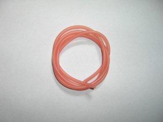 シリコンチューブ 45H ピンク(2.5 x 5.0Φx1m)