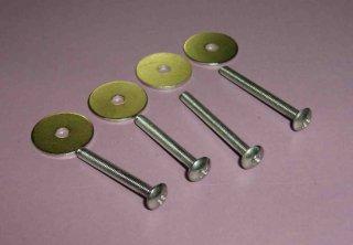 ウイングボルト・セット S(M3x25mm,30mm,各2本入り)