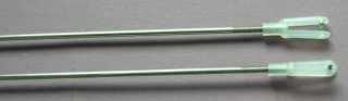 DX.アジャスター M2 x 200mm (金属ピン 1.6Φ)