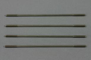 SUSネジロッドM2.3×110(4個)