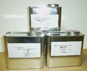2液ウレタンサンディングシーラー速乾セット(主剤500g 硬化剤500g)