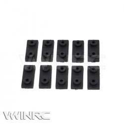 VWINRC製【550E用】サーボナット(樹脂製)