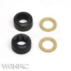 VWINRC製【550E用】ダンパーゴム(90度)