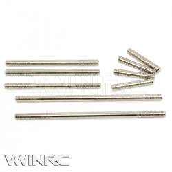 VWINRC製【550E用】リンケージロッド(ステンレス)