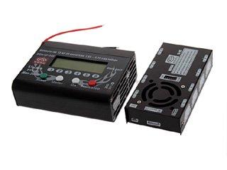 UNA6 PLUSバランス充電器+エクストラBOX