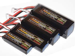 PowerMagic-LW リポ[80C-TYPE] 11.1V-2200mAh