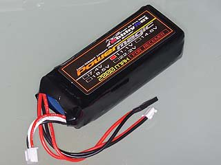 PowerMagic-LW リポ 11.1V-2000mAh(送信機用)