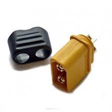 XT60+コネクター (オス) 5個