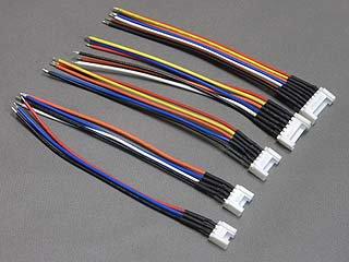 フライトパワー&サンダーパワー用バランス端子・受側(5セル用)