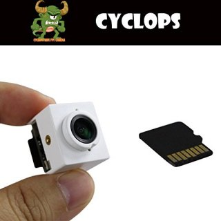 CYCLOPS3 V3 HD Micro DVRカメラ(720P)