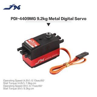 JX-PDI-4409MGサーボ(44.5g デジタル/ロープロ)