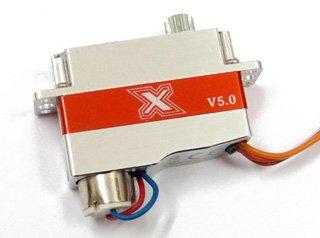 KST-X08サーボ Ver5(8g デジタル/4.2-8.4V電圧対応)