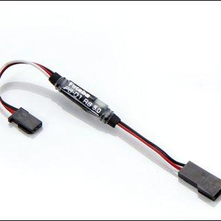 FUTABA PS-10 (BR5.2) レギュレータ 10A (サーボ複数接続用)
