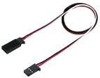 FUTABA 306488 サーボ用延長コード 70-1250J 1250mm 大電流70芯タイプ