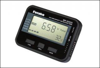 FUTABA 023033 BR-3000バッテリーチェッカー