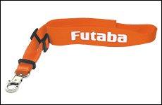 FUTABA 303531 フックバンド(オレンジ) NECK STRAP