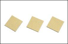 FUTABA 302251 GY240/401/502/601 GYA350/351用両面テープ (3ヶ入)