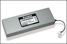 FUTABA LT2F3500XH 18MZ専用リチウムポリマーバッテリー