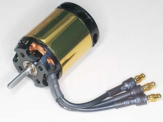 ROTOR-STAR-ブラスレスモーター3600KV 450クラス
