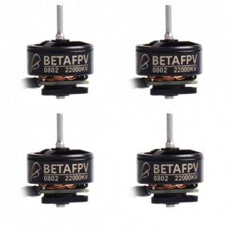 Meteor65用 0802-22000KV ブラシレスモーター(4pcs)