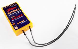 COOLTEC-RSF08SB HV受信機(S-FHSS) S.BUS対応