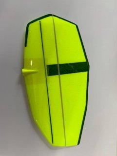 Stiletto用スペア垂直尾翼(黄色)
