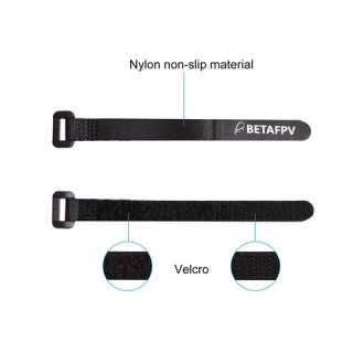 BetaFPV Lipo Strap Kit with No-Slip Rubber Pads