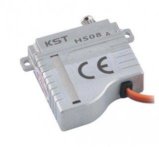 KST-HS08 Aサーボ(11g デジタル/3.8-8.4V電圧対応)