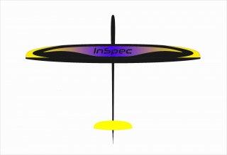 Inspec(赤黄色) 1.5m