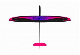 Inspec(青紫色) 1.5m