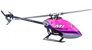 OMP M1 - 3D helicopter(パープル)