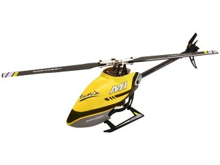 OMP M1 - 3D helicopter(イエロー)