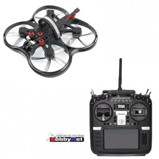 Beta Pavo30 Whoop Quadcopter+TX16S HALLプロポ付き