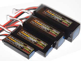 PowerMagic-LW リポ[35C-TYPE] 14.8V-6000mAh