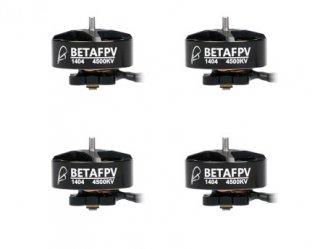 BetaFPV製 1404- 4500KV Brushless Motors(4pcs)