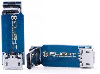 90度 USB Connector用アダプター