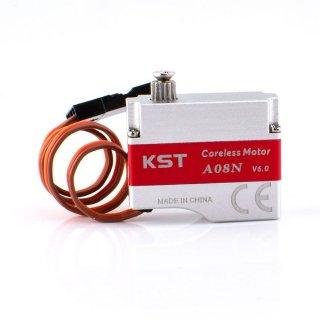 KST-A08 V6.0サーボ(7g デジタル/3.8-8.4V電圧対応)