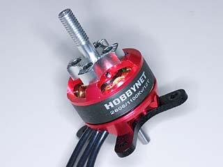 PMBM-EP2808-1100KVモーター用交換シャフト