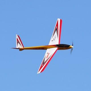 SkyLeaf Rise+モーター/アンプ/サーボ付フルセット