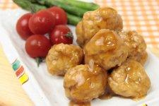 絹揚げと鶏肉の栃尾だんご(12個入)送料別