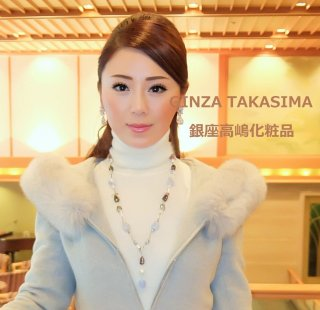 りえ子ママデザイン天然石パワーネックレス<br>ネックレスとピアス又はイヤリング付き<br>最近お疲れの方はブルーレースアーゲード