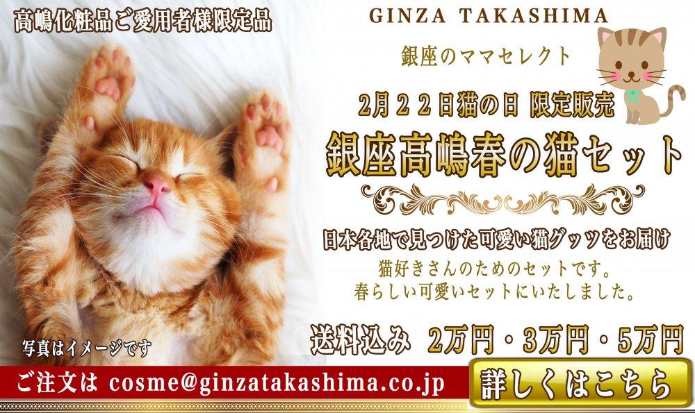 銀座ママセレクト 猫の日セット 数量限定 日本各地で見つけた可愛い猫グッツをお届けいたします。 送料無料