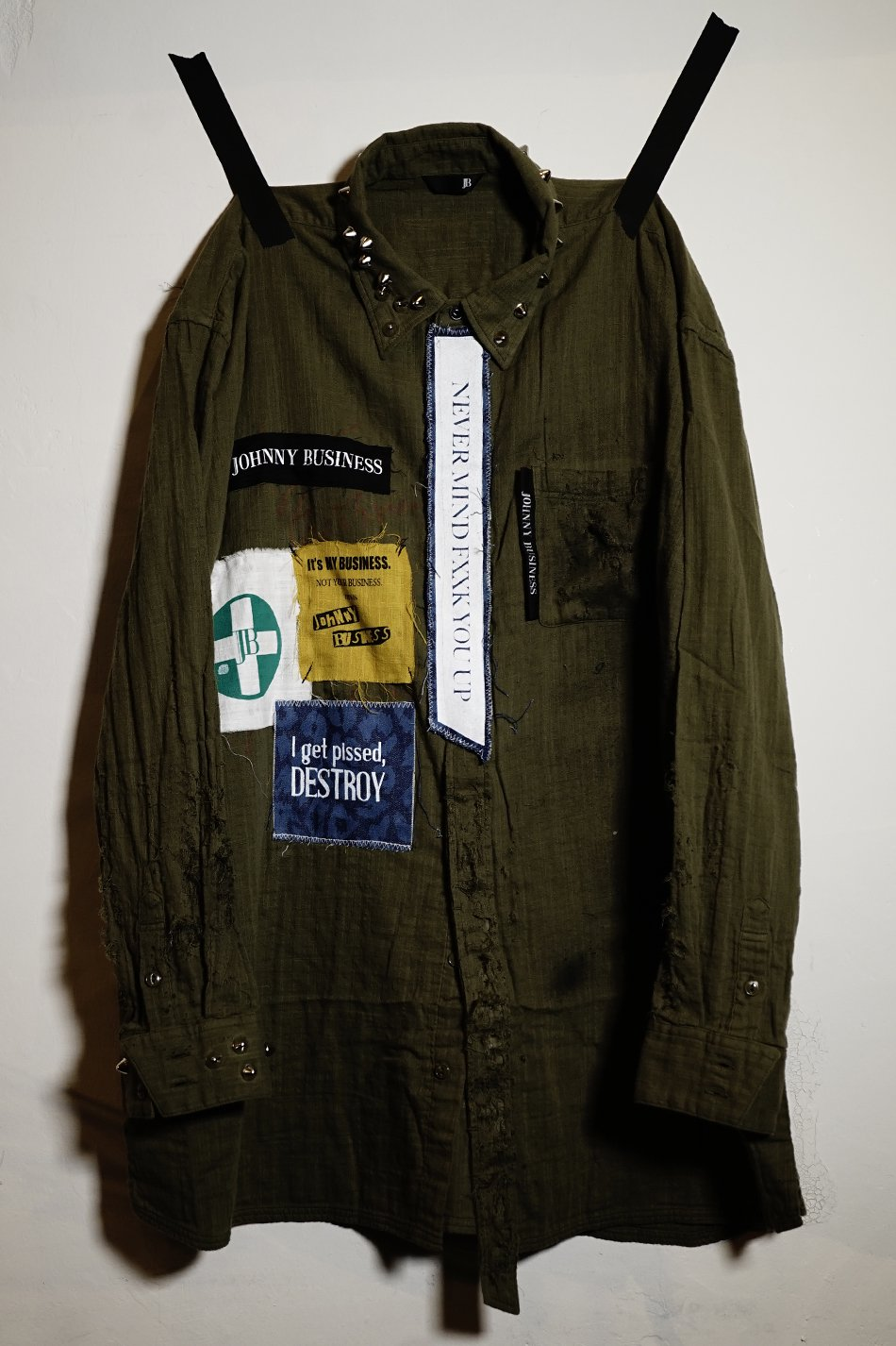 EXCLUSIVE In the Tokyo Shirt/Khaki002