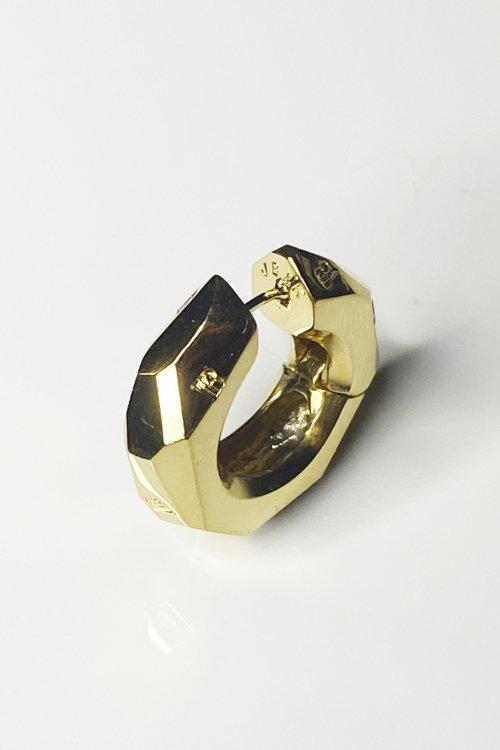 Cut Beads Pierce/Silver 925 on GD or RH