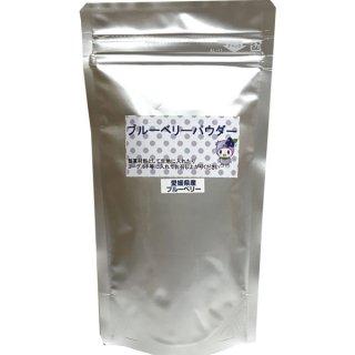 高山ガーデン ブルーベリーパウダー 75g 2袋 国産 愛媛 製菓材料 フルーツパウダー