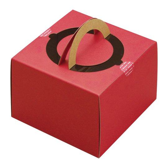 ケーキボックス 5号 無地 BOX