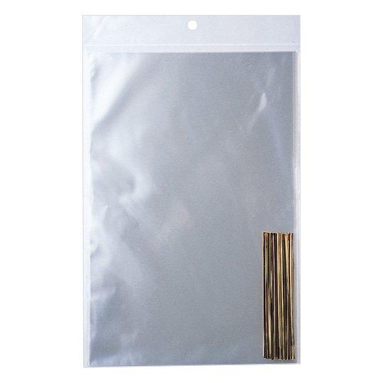 透明袋 クリアバッグ Lサイズ